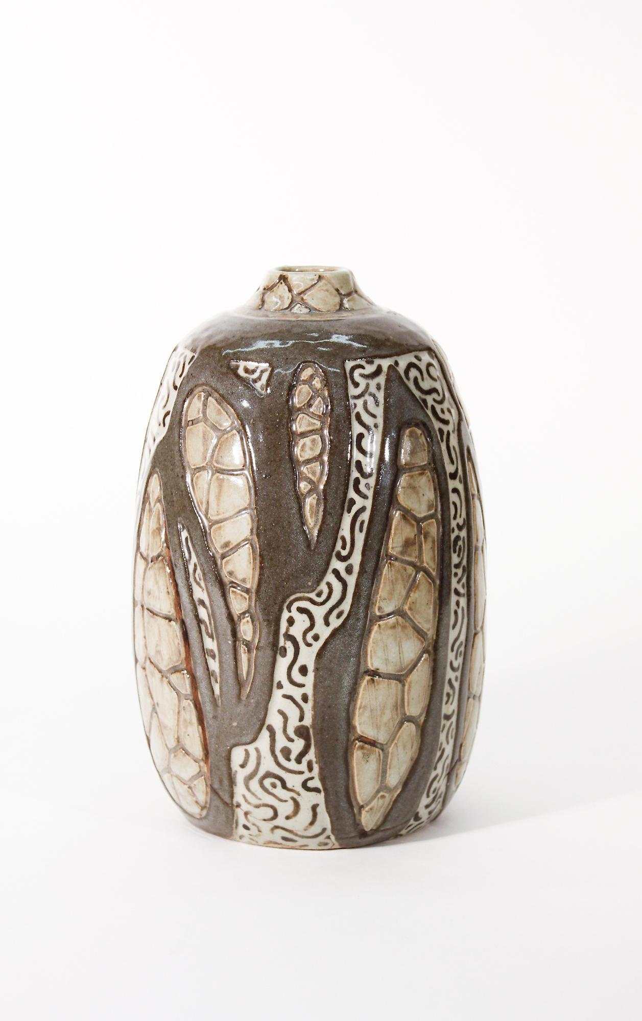 Raoul Lachenal  Pottery Vase 1