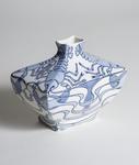 Alf Wallander for Rörstrand  Vase with Lobster Motif