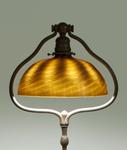 Tiffany Studios <br> Favrile Glass Floor Lamp