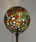 Tiffany Studios  Rare Autumn Leaves Table Lamp