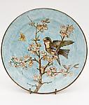 John Bennett  <br>Ceramic Charger