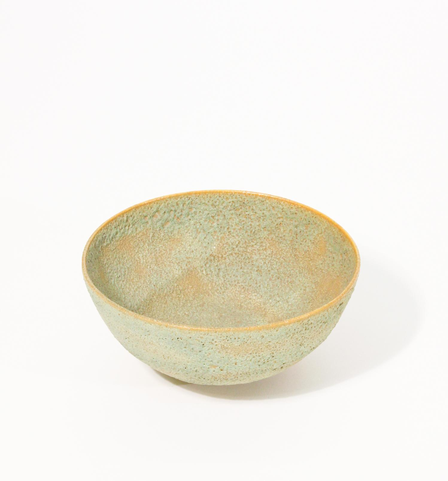 Gertrud and Otto Natzler  Ceramic Bowl 2