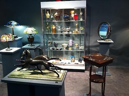 The Philadelphia Antiques Show 1