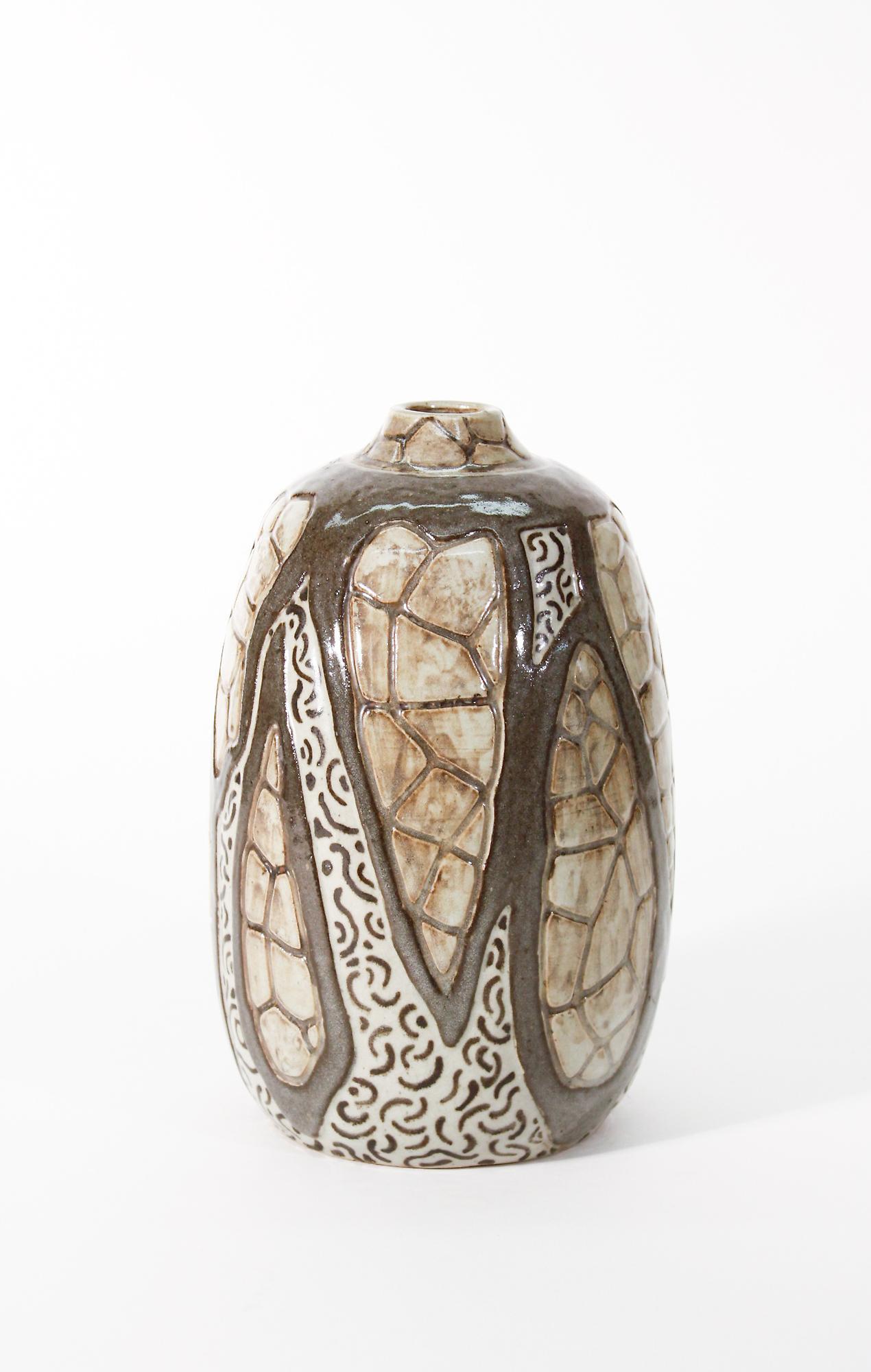 Raoul Lachenal  Pottery Vase 2