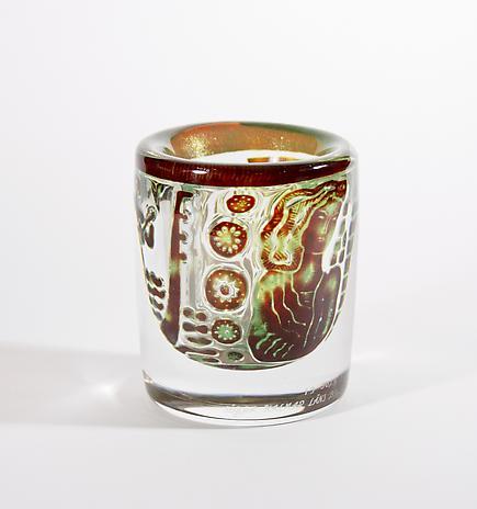 Orrefors 'Ariel' Glass Vase 3