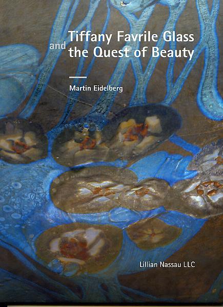 马丁·艾德博格博士撰写的《蒂芙尼工作室的法夫赖尔玻璃和美的追求》 1