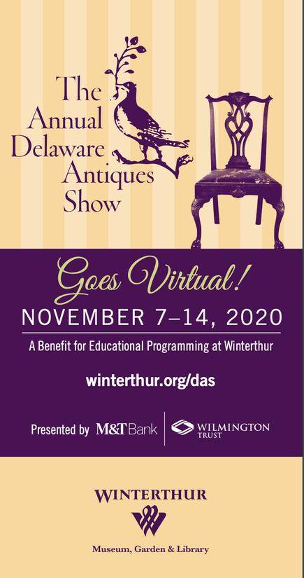 The 57th Annual Delaware Antiques Show 1