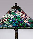 Tiffany Studios <br> Dogwood Floor Lamp