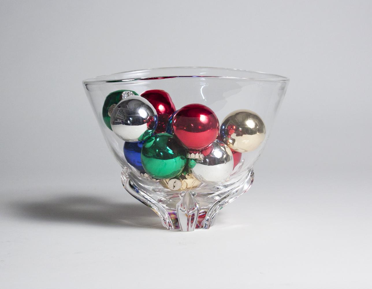 Deep Flower Bowl by Donald Pollard 1