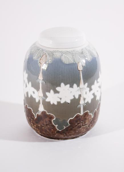 Bing and Grndahl  &lt;br&gt;Ginger Jar 2