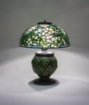 Tiffany Studios  Early  Dogwood  Table Lamp