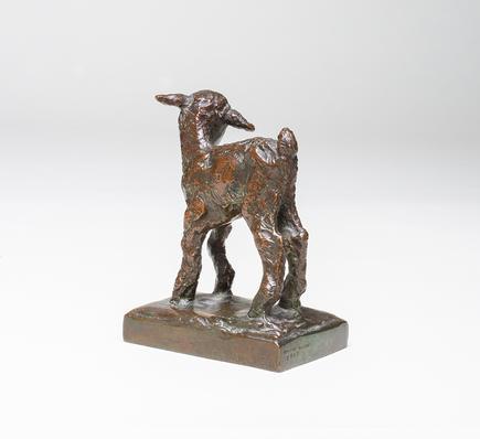 "Edith Barretto Parsons ""Quiet Goat"" 3"