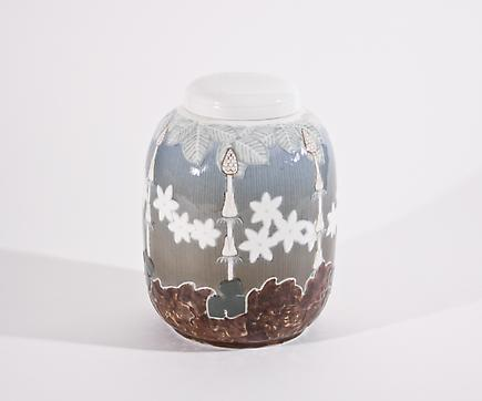 Bing and Grndahl  &lt;br&gt;Ginger Jar 1