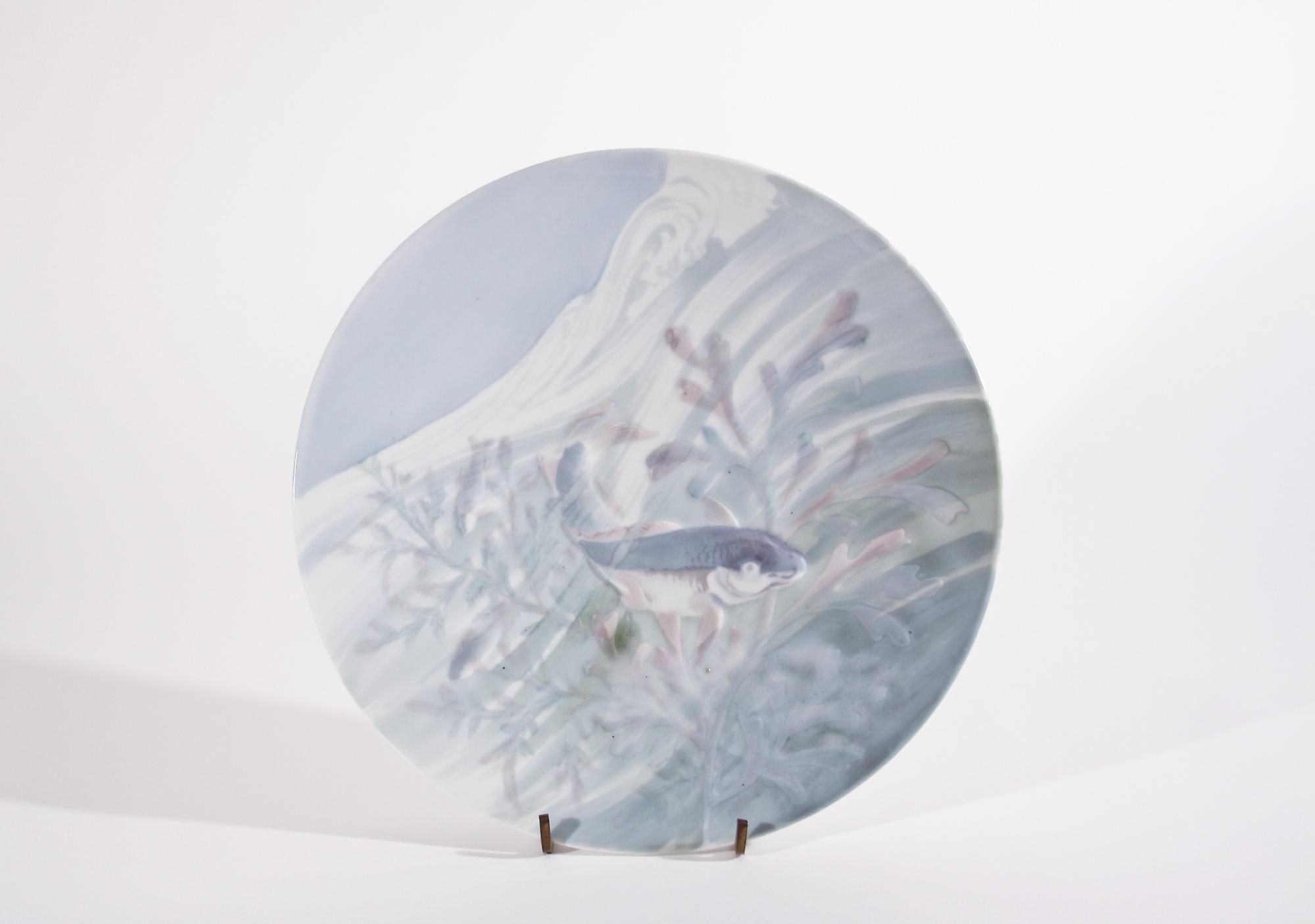 Rorstrand  Porcelain Charger 1
