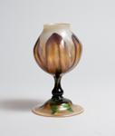 Tiffany Favrile Glass <br> Early Flower Form Vase