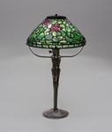 Tiffany Studios <br> Geranium Table Lamp