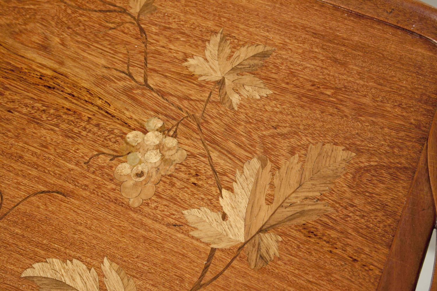 Marquetry Table 2