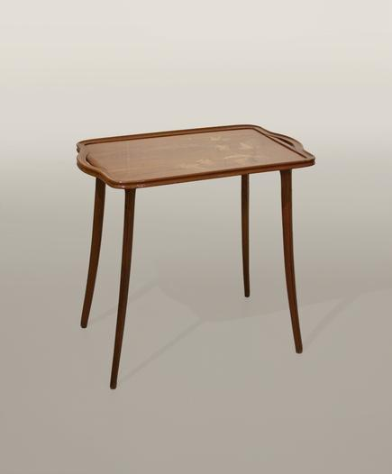 Marquetry Table 1