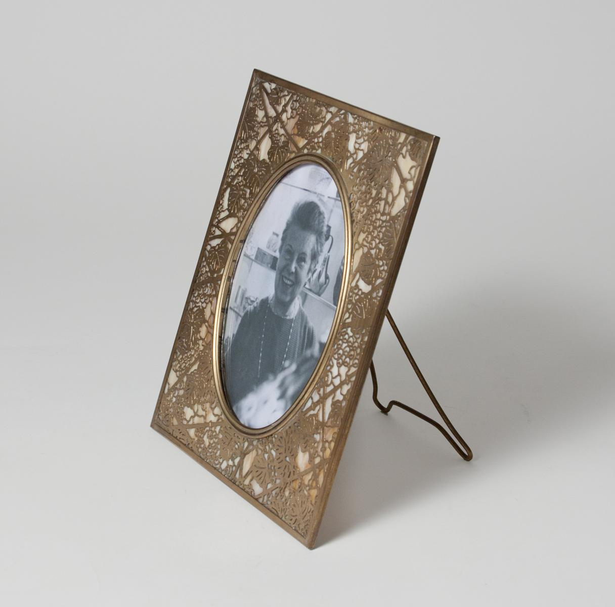 Tiffany Studios  Grapevine Picture Frame 2