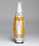 Chris van der Hoef for Haga Pottery Owl Vase