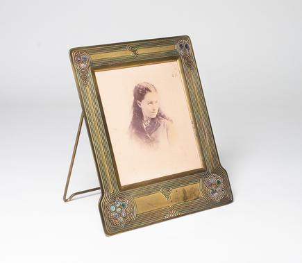 Tiffany Studios Abalone Picture Frame 2