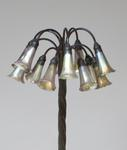 Tiffany Studios <br> 12-Light Lily Floor Lamp