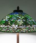 Tiffany Studios   Maple Leaf  Junior Floor Lamp