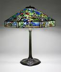 Tiffany Studios <br> October Nightshade Table Lamp