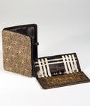 Dagobert Peche Leather Cigarette Case and Card Holder