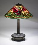 Tiffany Studios  Poppy Table Lamp