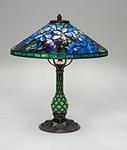 Tiffany Studios Clematis Table Lamp