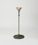 Tiffany Studios  Queen Anne's Lace Candlestick