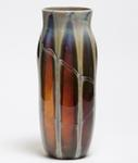 Tiffany Favrile Glass <br> Monumental Agate Vase