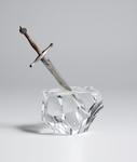 'Excalibur' Paperweight and Letter Opener