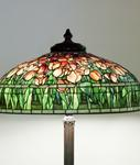 Tiffany Studios <br> Tulip Floor Lamp