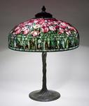 Tiffany Studios  Tulip Table Lamp