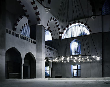 Mosque (after Sinan) #2, 2007 Digital chromogenic print Various sizes