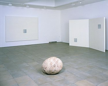 <i>Correspondance,</i> 2004 Installation View Lisson Gallery  January 2004