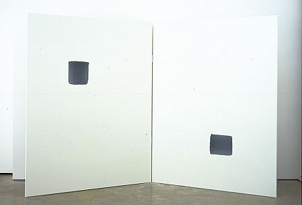 <i>Correspondence, </i>1996 Oil on canvas 146 x 195 cm