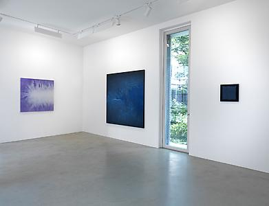 Shirazeh Houshiary  Installation view  Lisson Gallery, Milan 2012