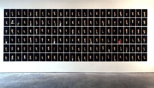 Christian Boltanski <i>Children of North Westminster Community,</i> 1992 Colour photographs mounted on board 30.1 x 20 cm each