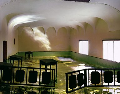 <i>Classroom, Casa del Fascio,</i> 2005 C-Print mounted on Plexiglass Various sizes
