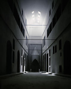 Dormitory (after Topkapi Palace), 2006 Digital chromogenic print Various sizes