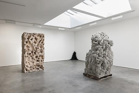 Anish Kapoor  Installation View Lisson Gallery, London 2012