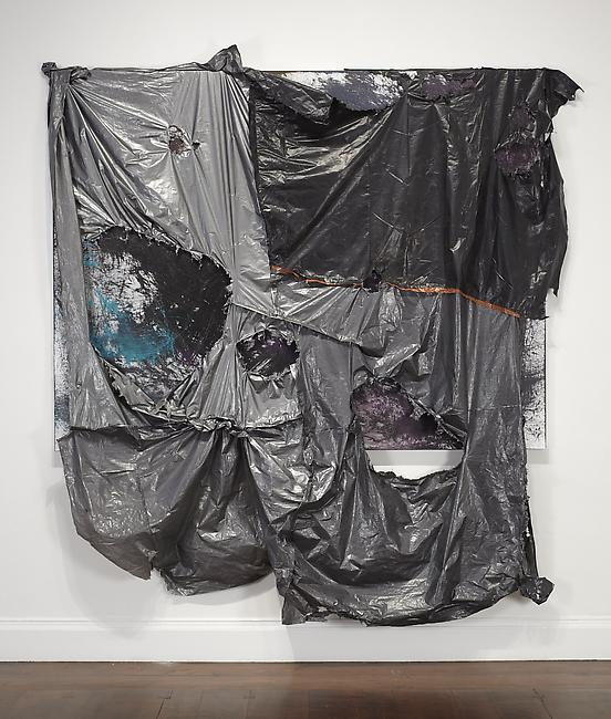 <i>Untitled</i>, 2008 mixed media 71 x 92 inches