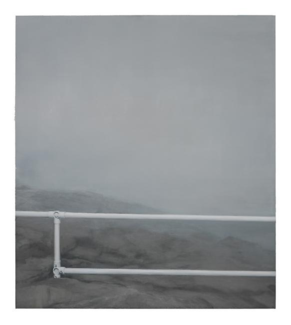 <i>Vista</i>, 2012<br> Oil on linen<br> 88.5 x 78 ¾ inches (225 x 200 cm)<br>  Photo credit: Fredrik Nilsen