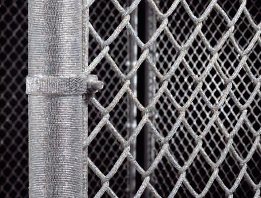 Detail, <i>Security Fence</i>