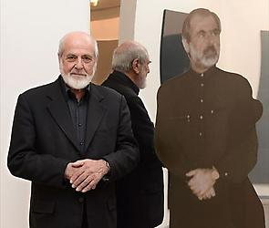 Michelangelo Pistoletto receives Praemium Imperiale Award