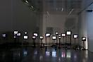 Charles Atlas <i>Joints 4tet</i>, 1971 – 2011 Exhibition view <i>Joints Array</i> New Museum of Contemporary Art, New York July – August 2011