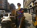 Charles Atlas <i>Mrs. Peanut Visits New York</i>, 1992-1999 Video short 6 minutes 5 seconds